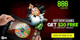 888 casino slots for mobile phone players