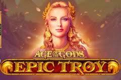 age of gods epic troy slot game