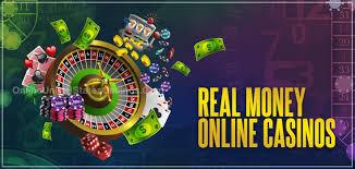 Online Real Money Casinos
