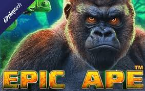 Epic Ape Slot game for online and mobile